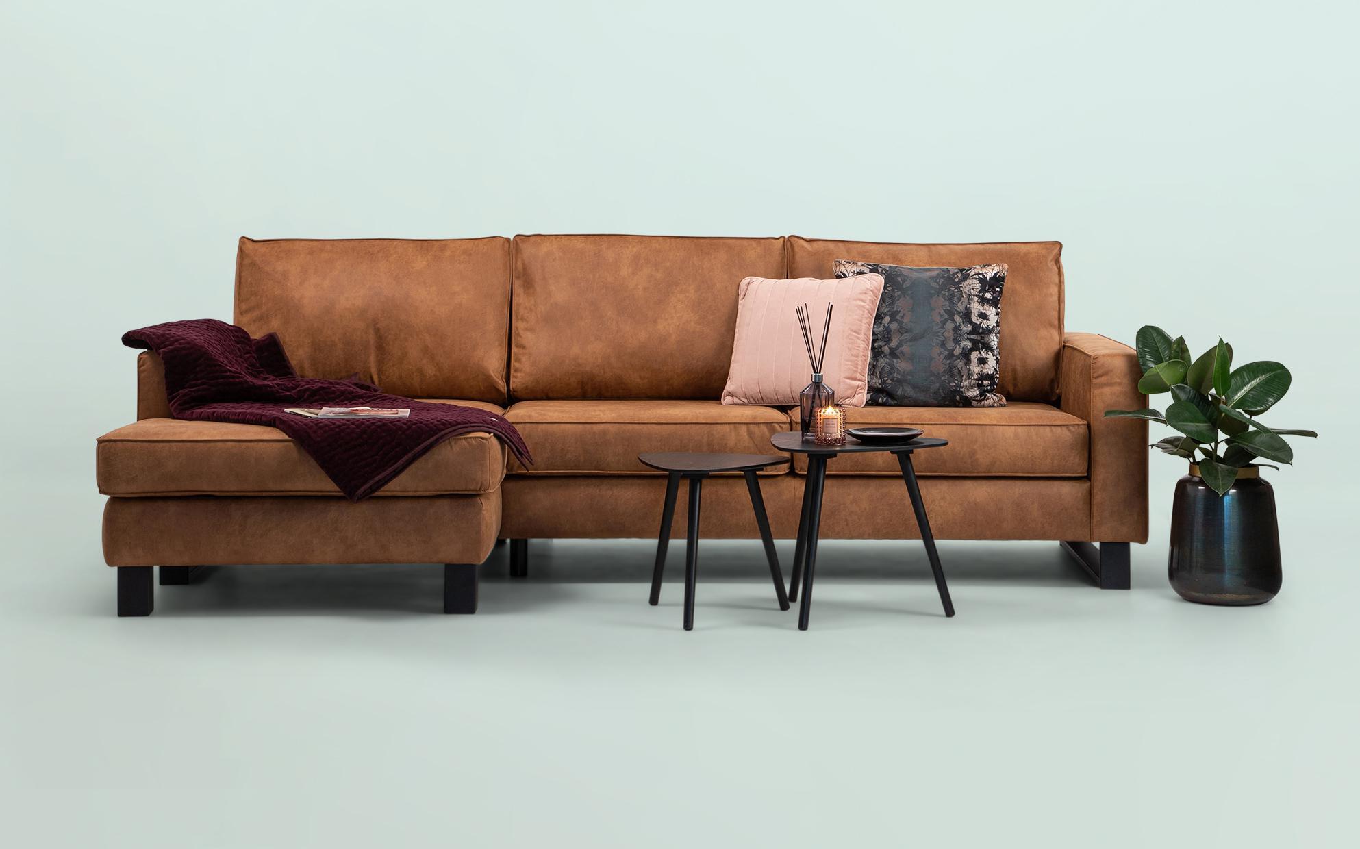 Leather Lois Loungebank